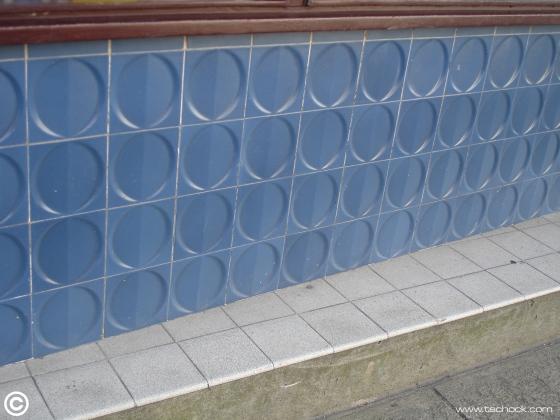 Blue Tiles Poole