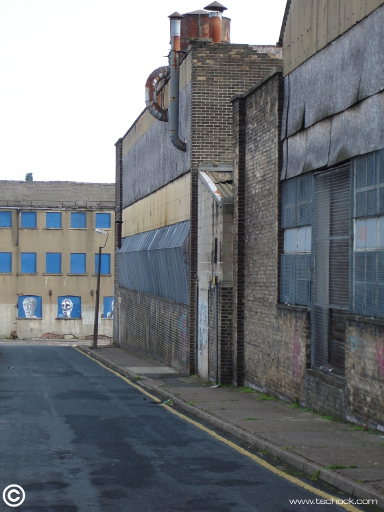 Industrial Units – Sheffield