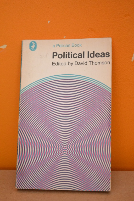 Political Ideas Book